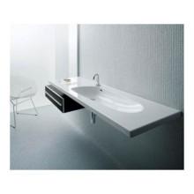 """פלומבה 120 120/50 יצרן: Laufen (גרמניה)  צבע לבן בלבד  קיים במידות 80/50, 160/50  קיים ב""""ורסיה"""" של כיור מונח במידה 90/42"""