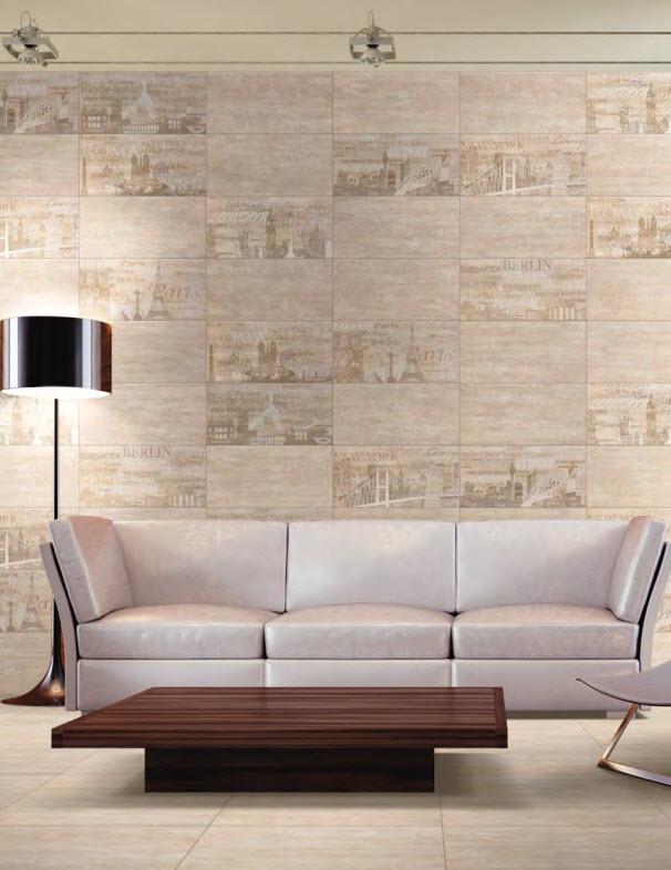 סדרת אריחי רצפה וקיר סינטסי אלמנטי