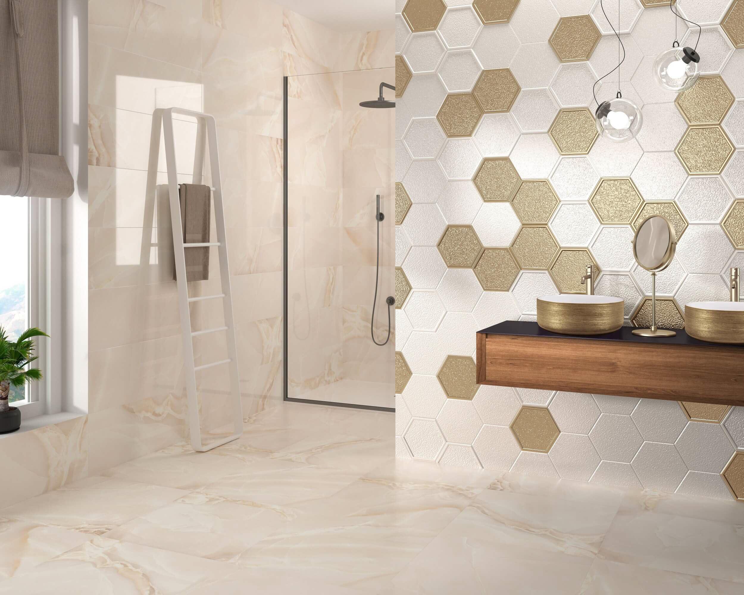 סדרת אריחי קיר צורות מג'סטיק