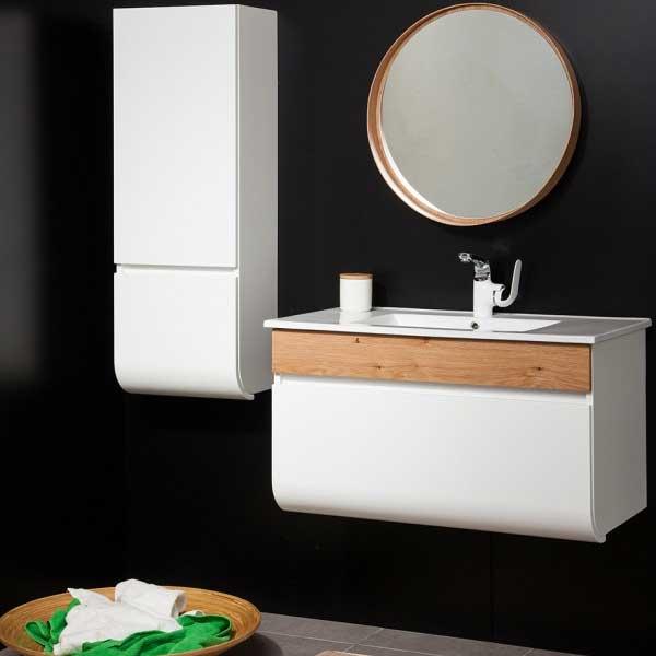ארון אמבטיה תלוי ווד נואל