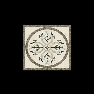 פסיפס אבנים מעוצב שטיח