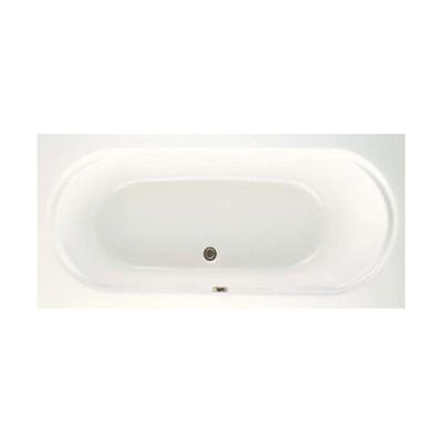 אמבטיה מלבנית אופל חדש 180X80