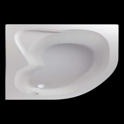 אמבטיה נופר שמאל מידות 100X150 160X100