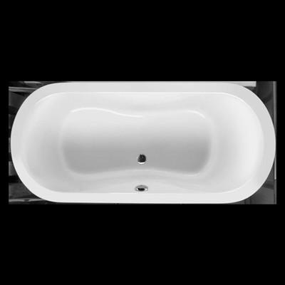 אמבטיות קונספט 180/80 אובלי