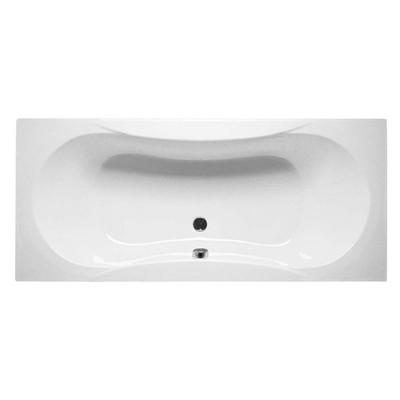 VITRA אמבטיה מלבנית לונה 180X80, 170X80 (2)