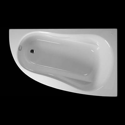 אמבטיה קומפורט 160X100 צד שמאל VITRA