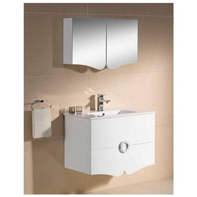 קלאסיקל אפוקסי ארון אמבטיה מדליק